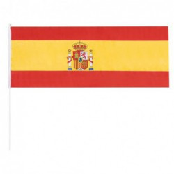 BANDERA SUPPORTER ESPAÑA