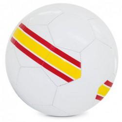 Balón de fútbol bandera...