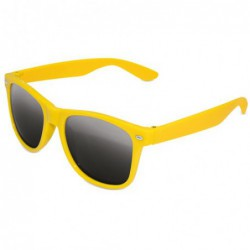 Gafas de sol premium amarillas